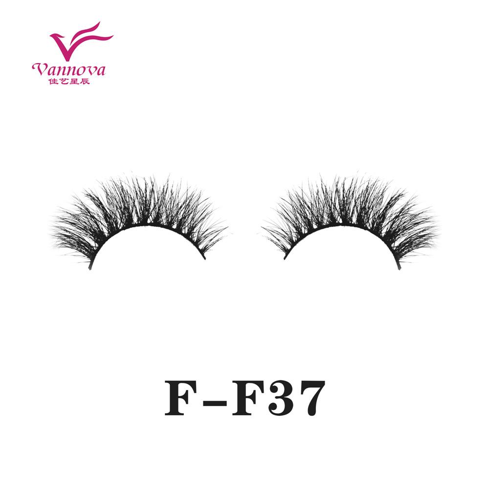 3D Mink Lashes F-F37